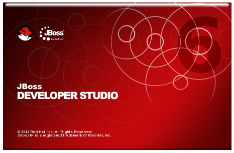 Launch JBoss Developer Studio